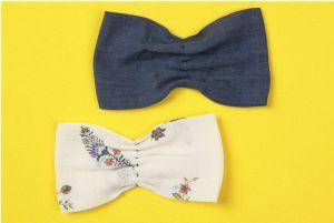 галстук бабочка своими руками26
