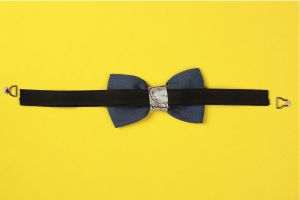 галстук бабочка своими руками34