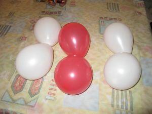 гирлянда из шаров 2