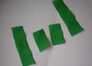 гвоздика из гофрированной бумаги19