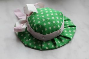 игольница шляпка 10