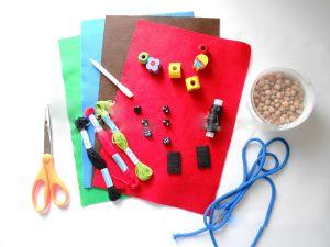 игрушки из фетра1