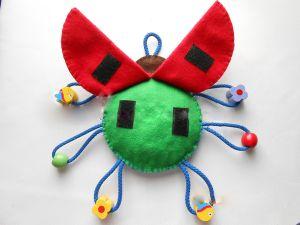 игрушки из фетра56