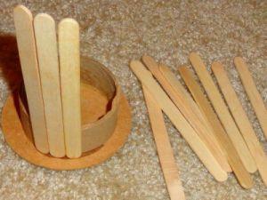 поделки из палочек от мороженного10