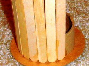 поделки из палочек от мороженного11
