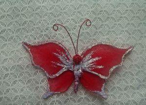 бабочки своими руками 19