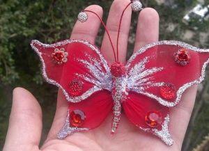 бабочки своими руками 20