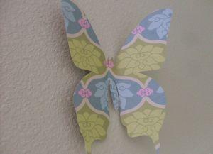 бабочки своими руками 32