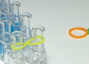 браслет из резинок круговые узелки (2)