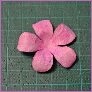 Цветы для скрапбукинга своими руками 13 (Copy)