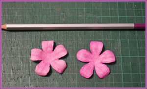 Цветы для скрапбукинга своими руками 20 (Copy)