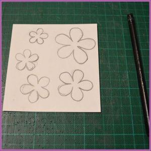 Цветы для скрапбукинга своими руками 2 (Copy)