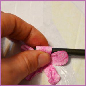 Цветы для скрапбукинга своими руками 9 (Copy)