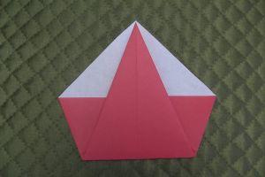 дед мороз из бумаги (7)