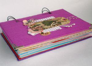 идеи для личного дневника своими руками_1