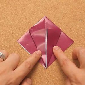 как из бумаги сделать сову 12