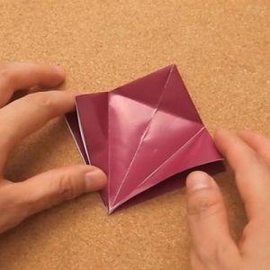 как из бумаги сделать сову 13
