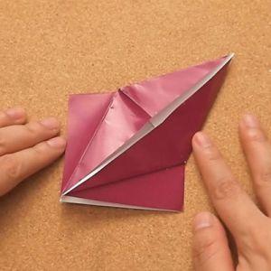 как из бумаги сделать сову 14
