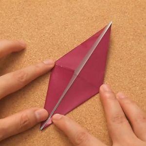 как из бумаги сделать сову 15