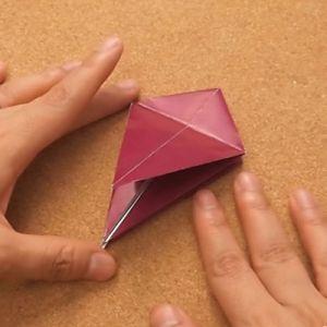как из бумаги сделать сову 16