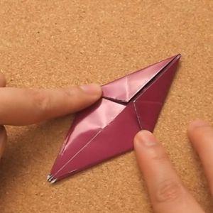 как из бумаги сделать сову 17