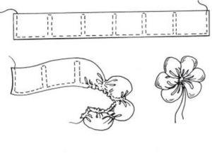 Как научиться вышивать лентами 1
