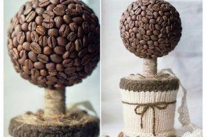 Как сделать дерево большое своими руками