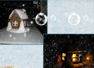 как сделать искусственный снег 9