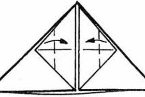 как сделать из бумаги бомбочку (11)
