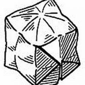 как сделать из бумаги бомбочку (16)