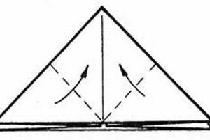 как сделать из бумаги бомбочку (9)