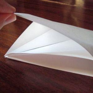 Как сделать из бумаги попугая 10