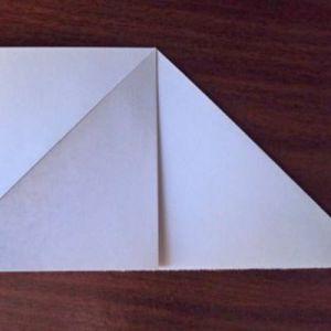 Как сделать из бумаги попугая 6
