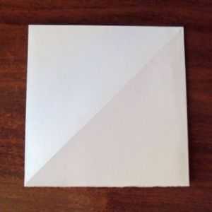 Как сделать из бумаги попугая 7