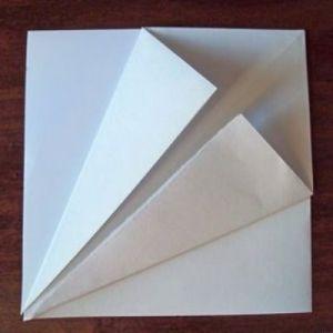 Как сделать из бумаги попугая 8