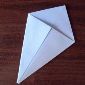 Как сделать из бумаги попугая 9