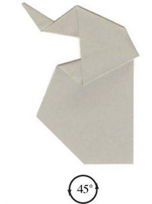 как сделать из бумаги слона_28