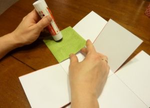 как сделать коробку из бумаги 14