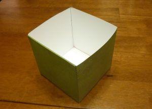 как сделать коробку из бумаги 19