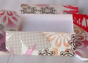 как сделать коробку из бумаги 25
