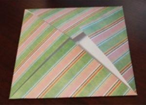 как сделать коробку из бумаги 41
