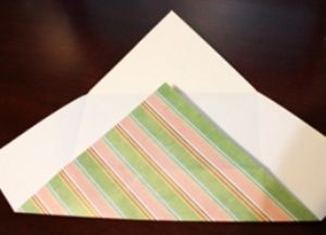 как сделать коробку из бумаги 42