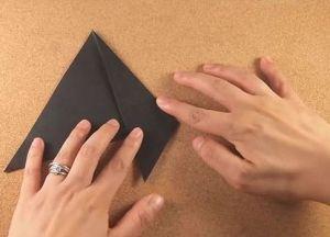 Как сделать кунай из бумаги 6