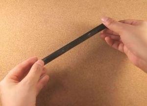 Как сделать кунай из бумаги 9