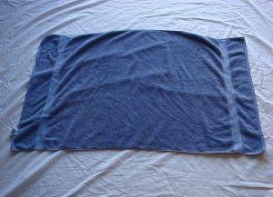как сделать лебедя из полотенца 1