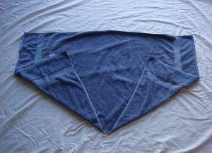 как сделать лебедя из полотенца 2
