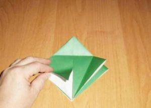 как сделать лошадь из бумаги фото 11