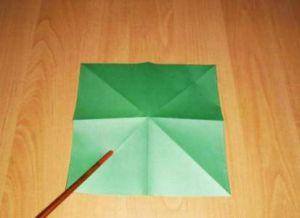 как сделать лошадь из бумаги фото 6
