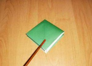 как сделать лошадь из бумаги фото 7