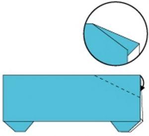 как сделать машинку из бумаги_10